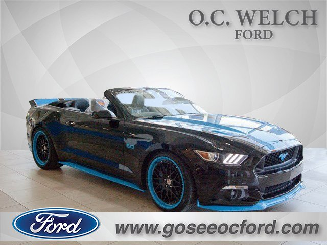 2016 Ford Mustang Richard Petty Edition Convertible