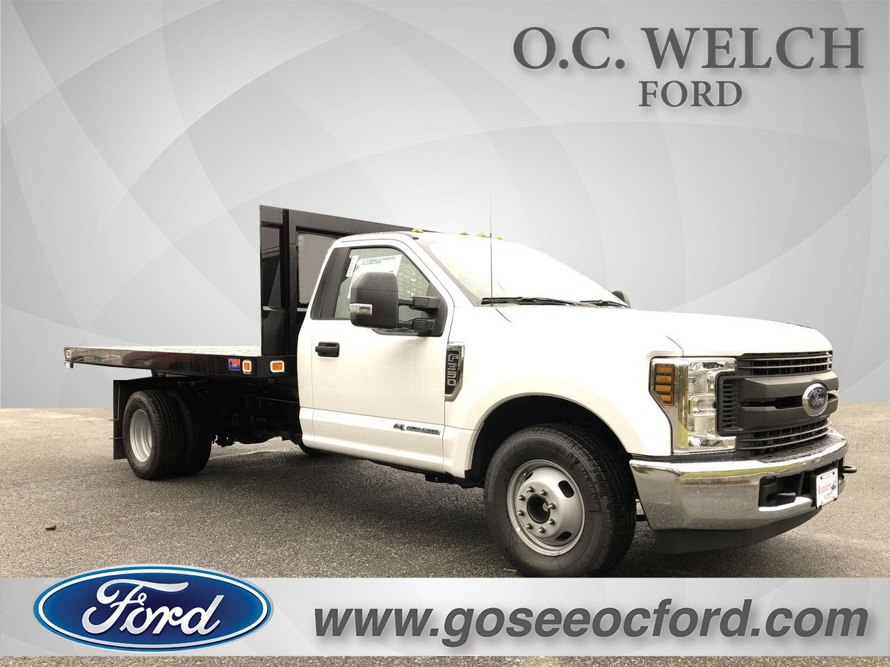 New 2019 Ford F-350 Chassis XL Cab/Chassis for sale in Hardeeville, SC