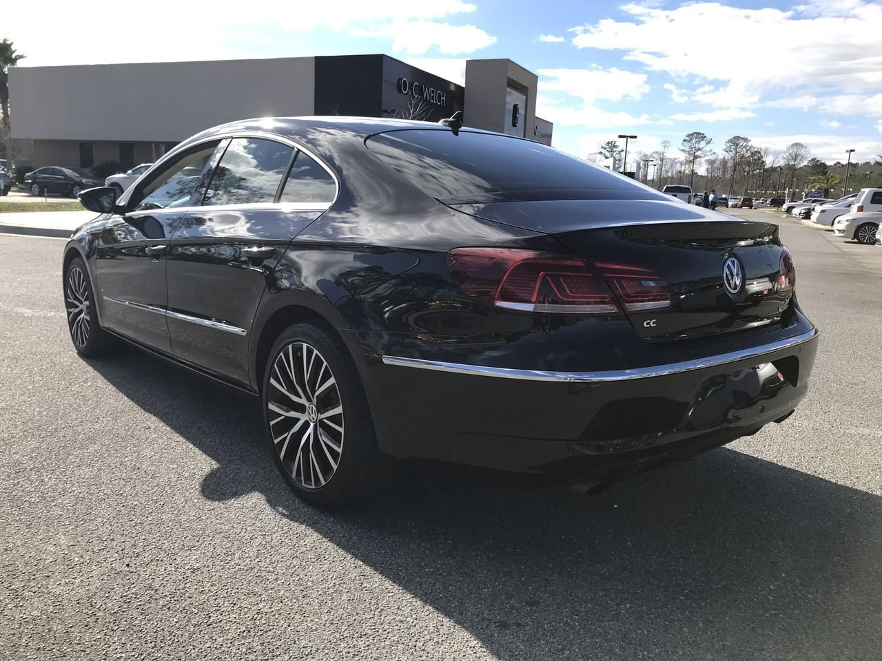 Used 2014 Volkswagen CC For Sale | Hardeeville SC | WVWGU7AN0EE527097