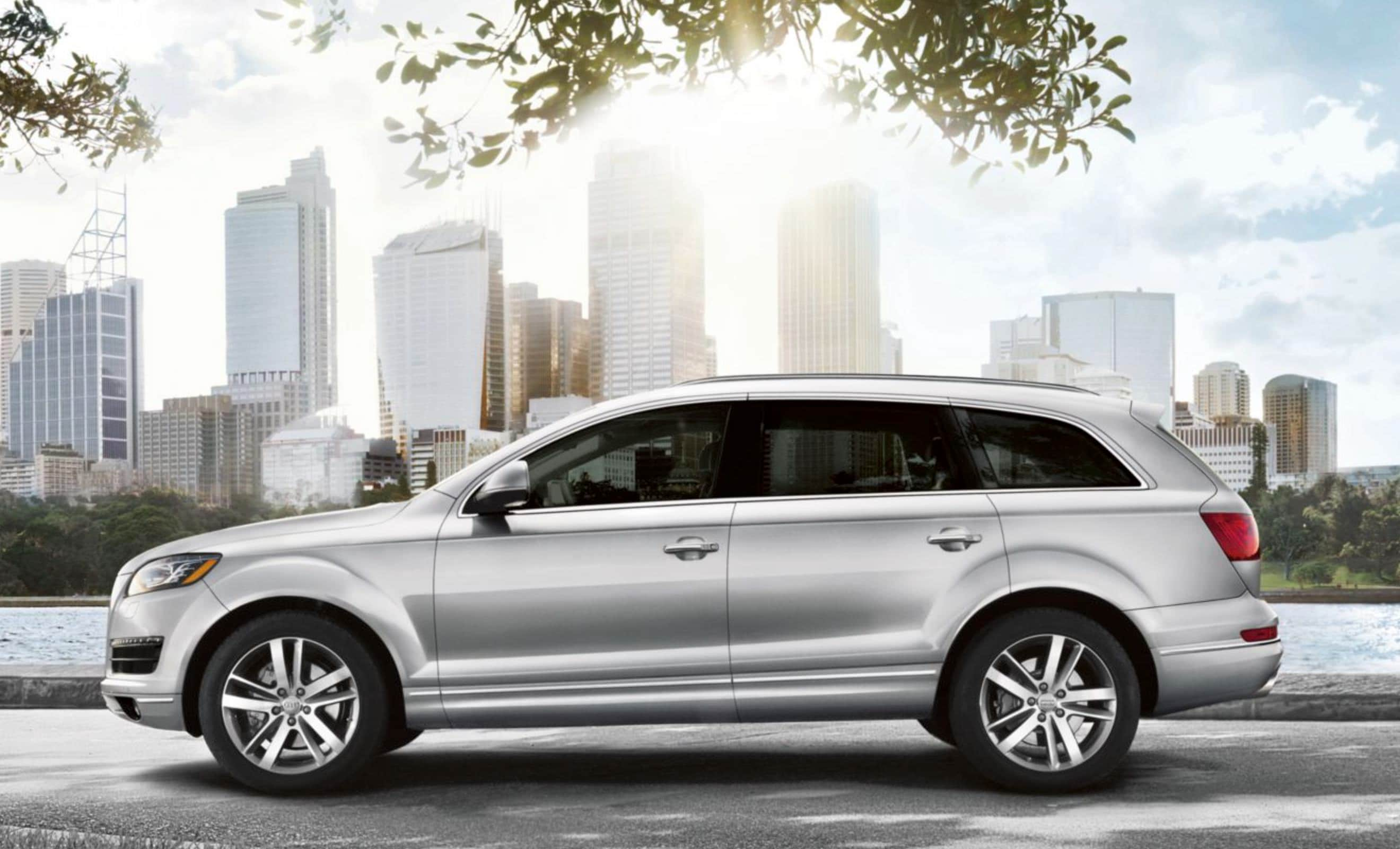 Audi Fort Wayne | 2014 Audi Q7 Review