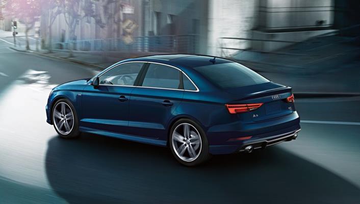 Audi Fort Wayne Audi A Named Best Luxury Small Car - Audi small car