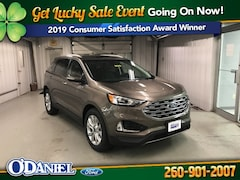 2019 Ford Edge Titanium SUV for sale in New Haven, IN
