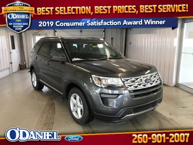 2019 Ford Explorer XLT SUV for sale in New Haven, IN