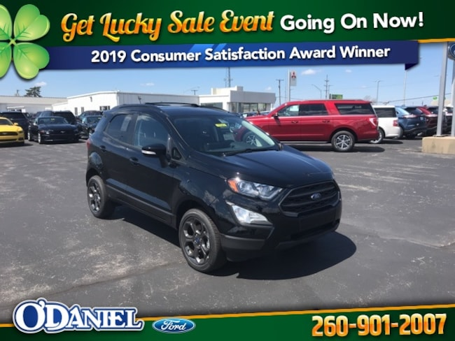 2018 Ford EcoSport SES SUV for sale in New Haven, IN
