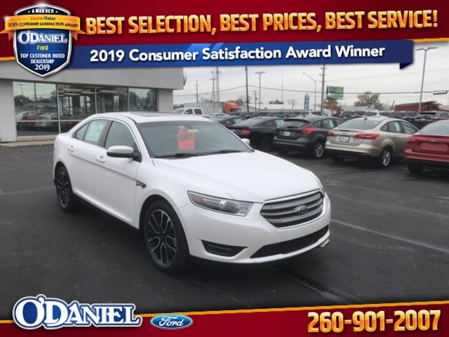 2c6391d3e32882 2019 Ford Taurus SEL Sedan for sale in New Haven