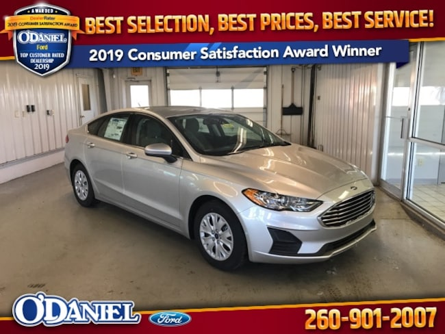 2019 Ford Fusion S Sedan for sale in New Haven, IN