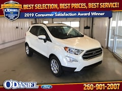 2019 Ford EcoSport SE SUV for sale in New Haven, IN