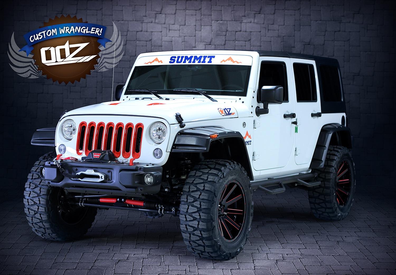 O Dz Custom Jeep Models In Fort Wayne In Custom Jeep Models For