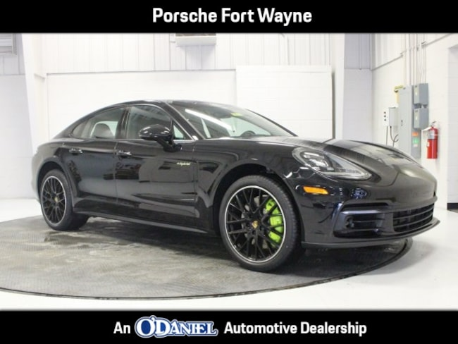 2018 Porsche Panamera E-Hybrid Hybrid Sedan