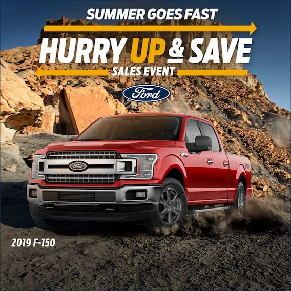 Ford July Specials Chula Vista Ford Of Chula Vista Ford