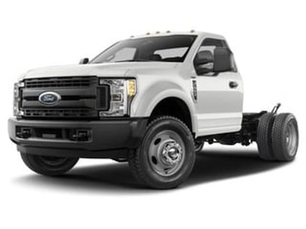 2017 Ford F-550 Chassis Cab Chassis Truck