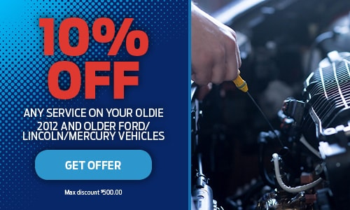 10% Off Any Service On Your Oldie