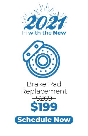Brake Pad Replacement