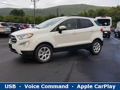 2018 Ford EcoSport SE 2WD Sport Utility Vehicles