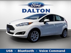2018 Ford Fiesta SE 4-door Sub-Compact Passenger Car