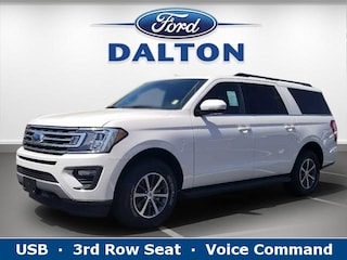 2018 Ford Expedition Max XLT 4WD Sport Utility Vehicles