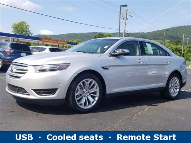 2018 Ford Taurus Limited 4-door Large Passenger Car