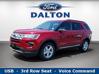 2018 Ford Explorer XLT 2WD Sport Utility Vehicles