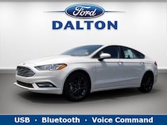 2018 Ford Fusion SE 4-door Mid-Size Passenger Car
