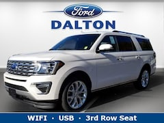 2019 Ford Expedition Max Limited 2WD Sport Utility Vehicles