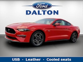 2018 Ford Mustang GT 2-door Sub-Compact Passenger Car