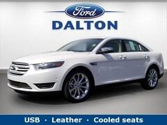 2018 Ford Taurus Limited 4-door Large Passenger Car