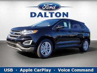 2018 Ford Edge SEL 2WD Sport Utility Vehicles