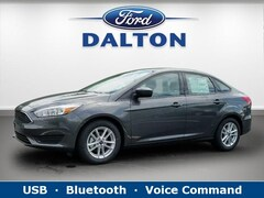 2018 Ford Focus SE 4-door Compact Passenger Car