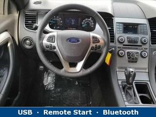 2018 Ford Taurus SEL 4-door Large Passenger Car