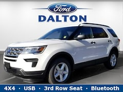 2019 Ford Explorer Base 4WD Sport Utility Vehicles
