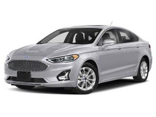 2020 Ford Fusion Energi Titanium Car