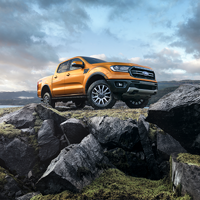 Ford Ranger Trail Design