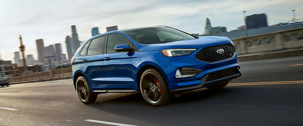 Ford Edge Exterior Vehicle Features