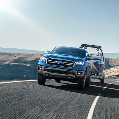 Ford Ranger Safety