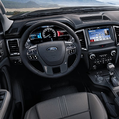 Ford Ranger Infotainment Systems