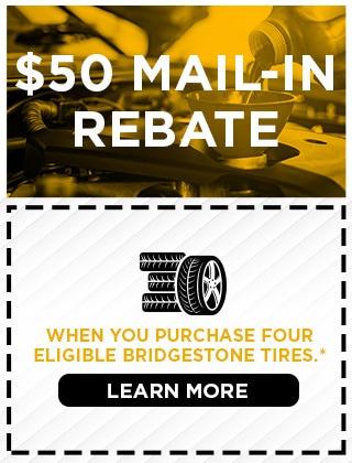 $50 Mail-In Rebate