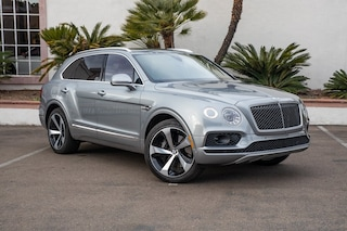 2020 Bentley Bentayga V8 SUV Used Luxury and Exotic Cars San Diego