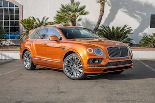 2020 Bentley Bentayga Speed SUV Used Luxury and Exotic Cars San Diego