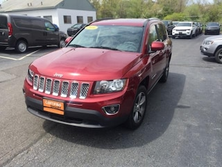 Certified Pre-Owned 2016 Jeep Compass Latitude 4x4 SUV for sale in Falmouth, Cape Cod, MA