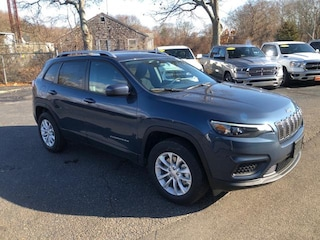 New 2020 Jeep Cherokee LATITUDE 4X4 Sport Utility for sale in Falmouth, Cape Cod, MA