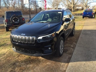 New 2019 Jeep Cherokee LATITUDE PLUS 4X4 Sport Utility 1C4PJMLX6KD356086 for sale in Falmouth, Cape Cod, MA