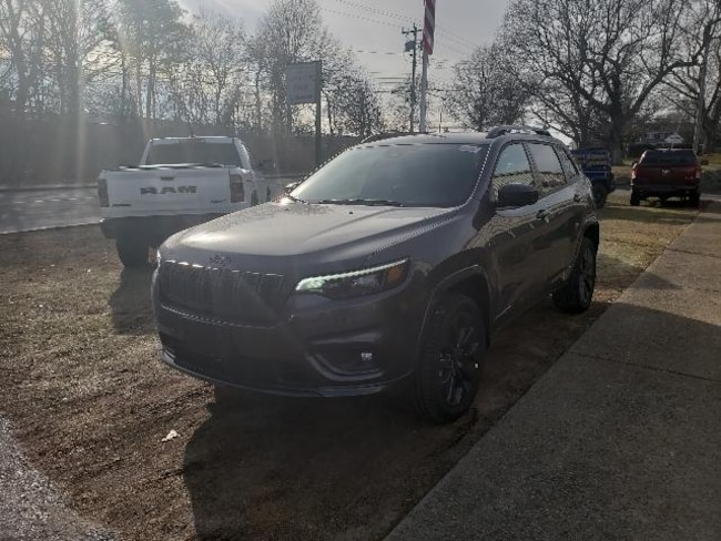 New 2019 Jeep Cherokee HIGH ALTITUDE 4X4 Sport Utility in Falmouth, MA