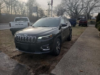 New 2019 Jeep Cherokee LIMITED 4X4 Sport Utility 1C4PJMDX8KD341636 for sale in Falmouth, Cape Cod, MA