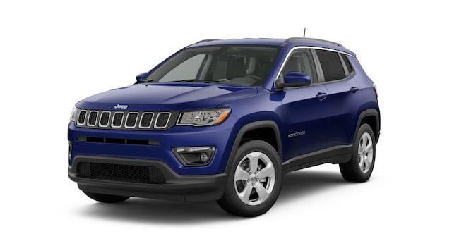 New 2019 Jeep Compass LATITUDE 4X4 Sport Utility in Falmouth, MA