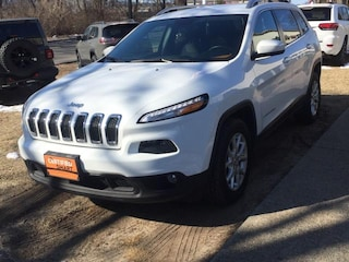 Certified Pre-Owned 2016 Jeep Cherokee Latitude 4x4 SUV for sale in Falmouth, Cape Cod, MA