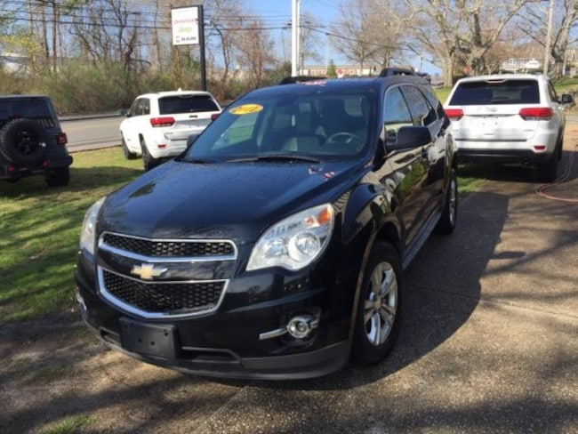Used 2011 Chevrolet Equinox 2LT SUV in Falmouth, MA