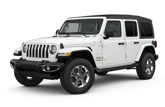 New 2019 Jeep Wrangler UNLIMITED SAHARA 4X4 Sport Utility in Falmouth, MA