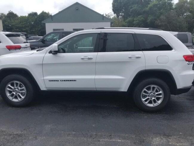 New 2018 Jeep Grand Cherokee LAREDO E 4X4 Sport Utility in Falmouth, MA