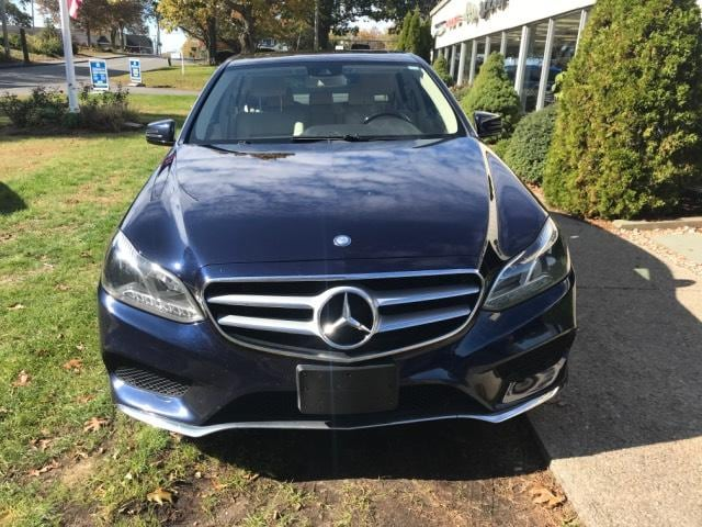 2014 Mercedes-Benz E-Class E 350 4MATIC Sedan