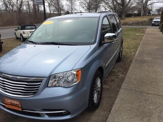 Certified Pre-Owned 2016 Chrysler Town & Country Touring-L Van LWB Passenger Van for sale in Falmouth, Cape Cod, MA